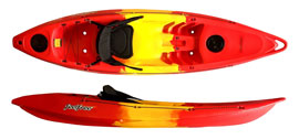 Most popular solo sit on top kayak package for sale