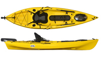 Fun Kayaks Fishing Pro 10 kayaks for sale