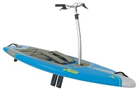 Hobie Eclipse 12 Stand Up Paddle Board with Mirage Drve pedal system for sale
