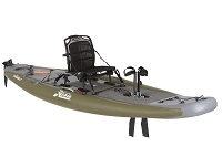 Hobie i11s inflatable sit on top kayak for sale