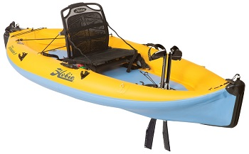 i9s from Hobie - Inflatable kayaks with 180 Mirage Drive system