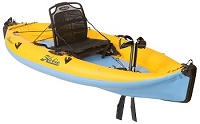 Hobie i9s inflatable kayak with Mirage Drive for sale