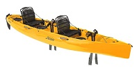 Hobie Oasis Tandem Mirage Drive sit on top kayak for sale with finance available now