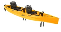 Tandem Hobie sit on top kayaks