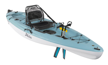 Hobie Kayaks Passport 10.5 Entry Level Cheap Mirage Pedal Drive Sit On Top