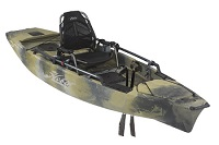 Hobie Pro Angler 12 and 14 fishing sit on top kayak for sale