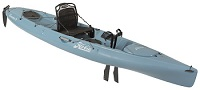 Hobie Revolution 13 mirage drive fishing sit on top kayak