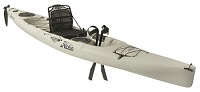 Hobie Revolution 16 2019 sit on top kayak with Mirage pedal drive for sale