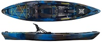 Perception kayaks Pescador 10 and 12 Pro sit on tops for sale
