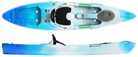 Perception Pescador 10 and 12 sit on top kayaks for sale