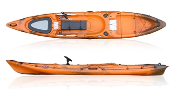 RTM Abaco fishing kayak