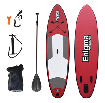 Enigma Boards 10ft Inflatable Stand Up Paddle Board Package Ideal For Beginners Wanting To Try Something New