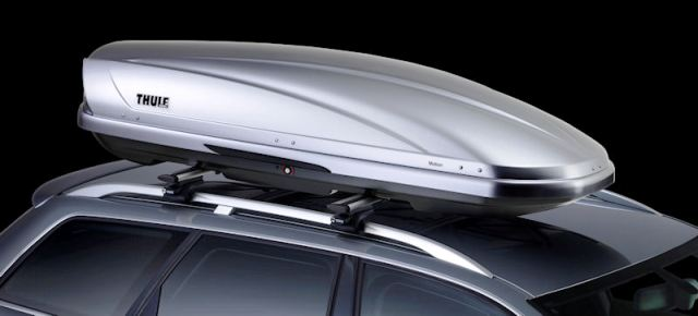 Thule Roof Boxes & Thule roof racks accessoires storage and carriers for sale from ...